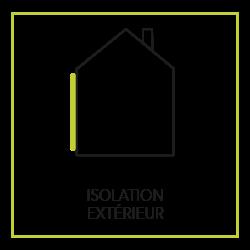 Isolation extérieur
